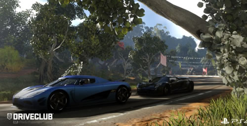 [PS4]「DriveClub」最新映像が公開!